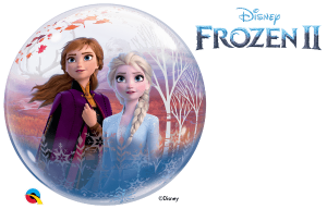 Globo bubble Disney Frozen II