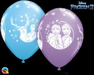 Globo látex Disney Frozen II