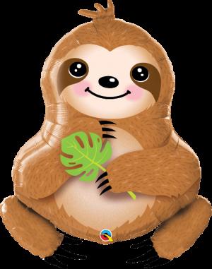 Globo foil Sweet Sloth