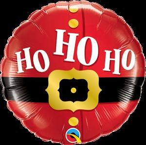 """Globo foil Santa's Belt 9"""""""