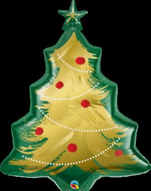 Globo foil Arbol de Navidad