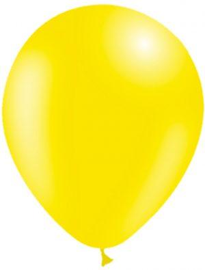 Globo látex Amarillo Special Deco