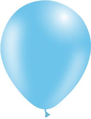 Globo látex Azul Celeste Special Deco