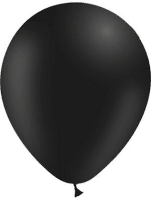 Globo látex Negro Special Deco