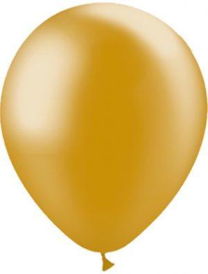 Globo látex Oro Special Deco
