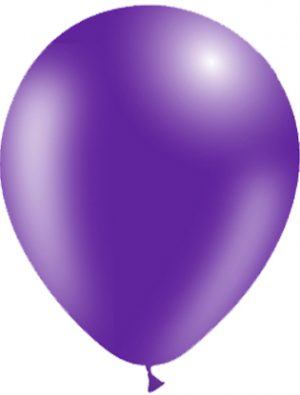 Globo látex Purpura Special Deco