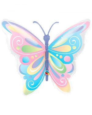 Globo foil Mariposa gigante