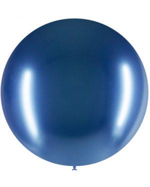Globo látex Brilliant 60 cms. Azul Special Deco