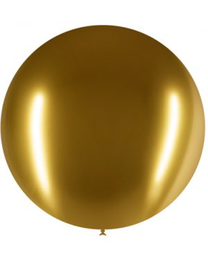 Globo látex Brilliant 60 cms. Oro Special Deco