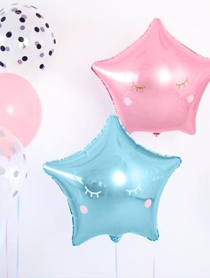 Pegatinas de fiesta Little Star