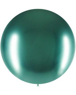 Globo látex Brilliant 60 cms. Verde Special Deco