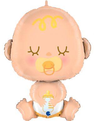 Globo Foil Bebé gigante