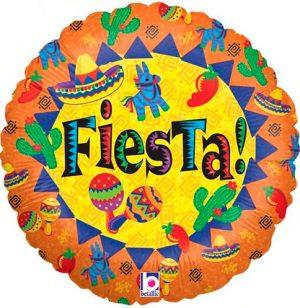 Globo foil Fiesta