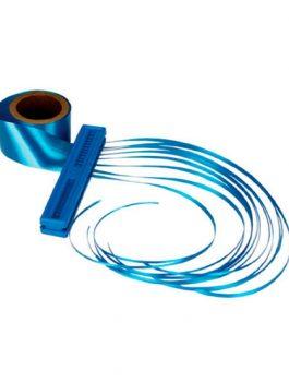 Cortador rizador de cinta decorativa